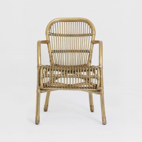 Hannah Champagne Chair
