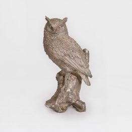 Wise Owl Statue