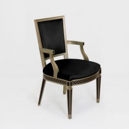 Luxury High End Furniture - Jasmin Chair - Mancini57