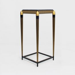 Luxury High End Furniture - Demet Pedestal - Mancini57